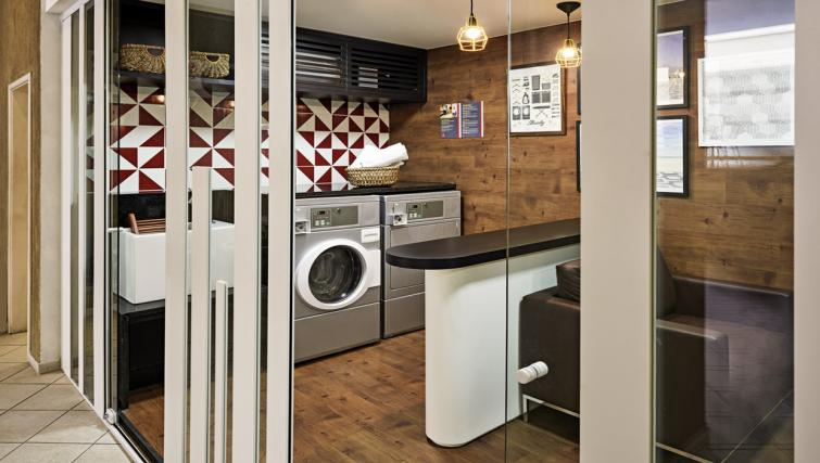 Laundry room at Adagio Rio de Janeiro Ipanema