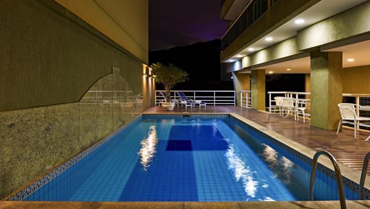 Pool Adagio Rio de Janeiro Ipanema