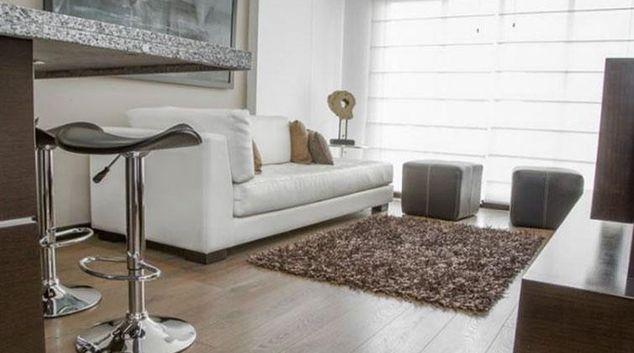 Living area at El Chico Apartment