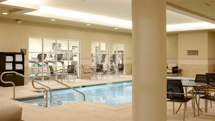 Pool at Hyatt House Philadelphia-King of Prussia