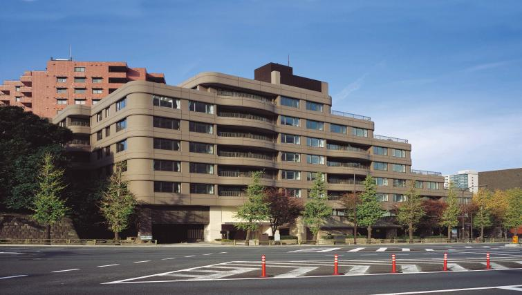 Exterior of Somerset Shinagawa Apartments
