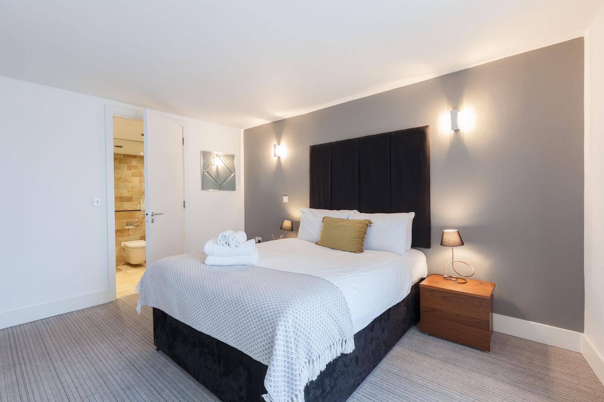 Master suites at Sinclair Apartments, Centre, Sheffield