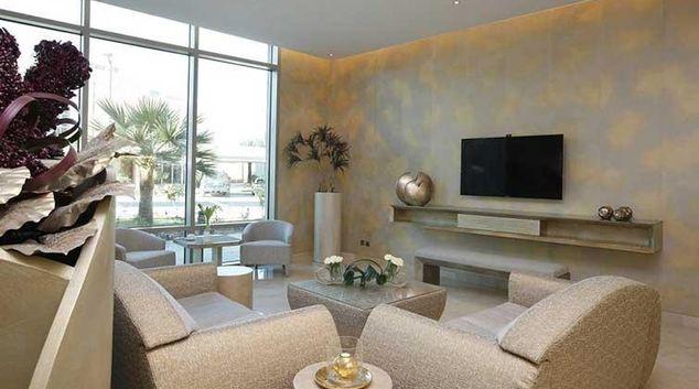 Living area at v