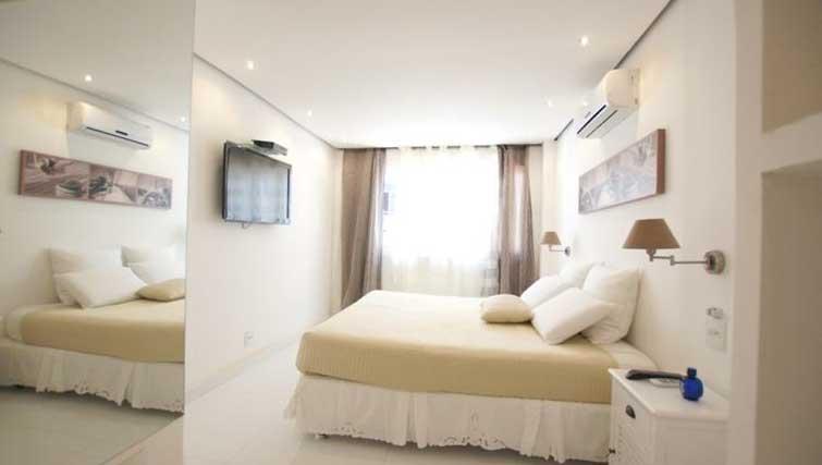 Bedroom at Vinicius Apartment