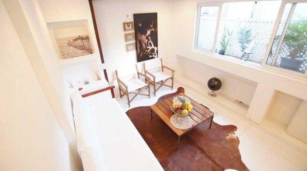 Living area at Vinicius Apartment