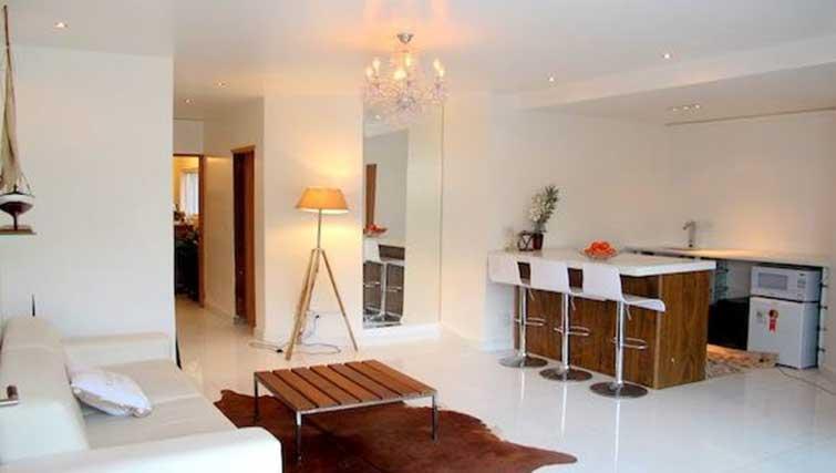 Living room at Vinicius Apartment