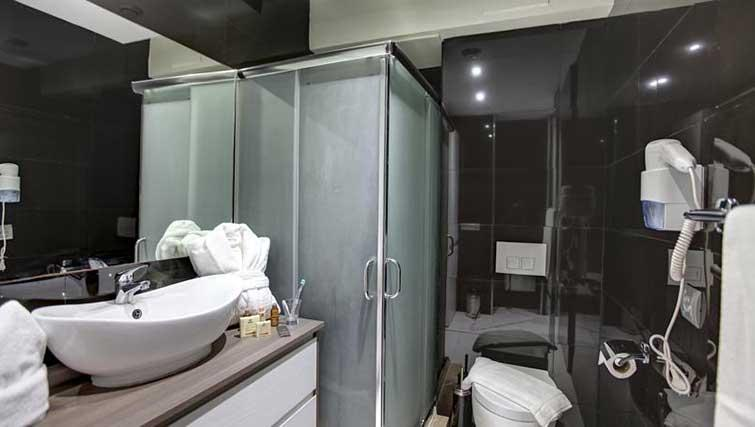 Bathroom at The Fourteen Apartments