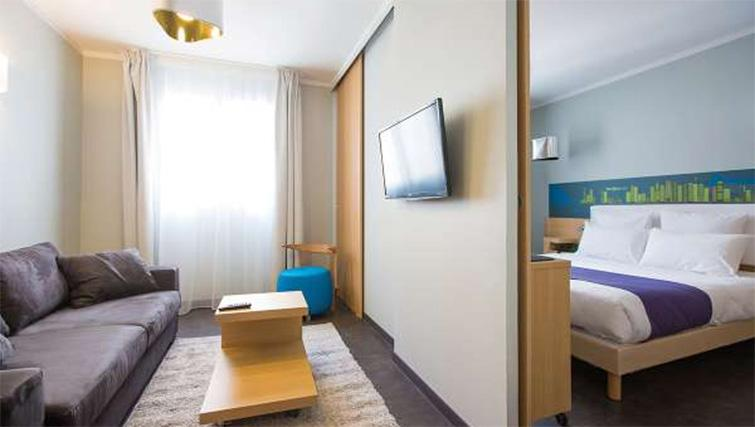 Appart City Lyon Cite Internationale Park & Suites, Lyon ...