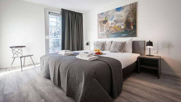 Bed at Yays Bickersgracht, Amsterdam