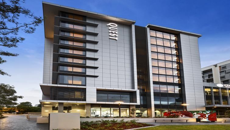 Quest Chatswood, Sydney, SilverDoor Apartments
