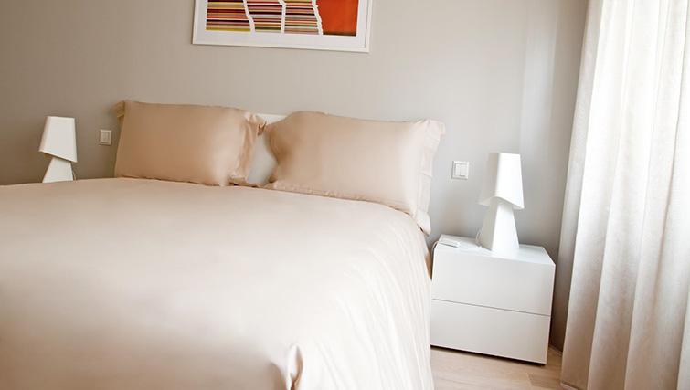 Bedroom at Four Stars Aparthotel