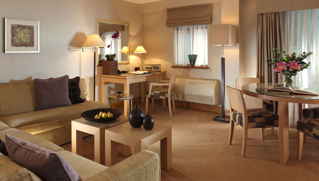 Lounge at Cheval Knightsbridge - Montpelier Mews Apartments