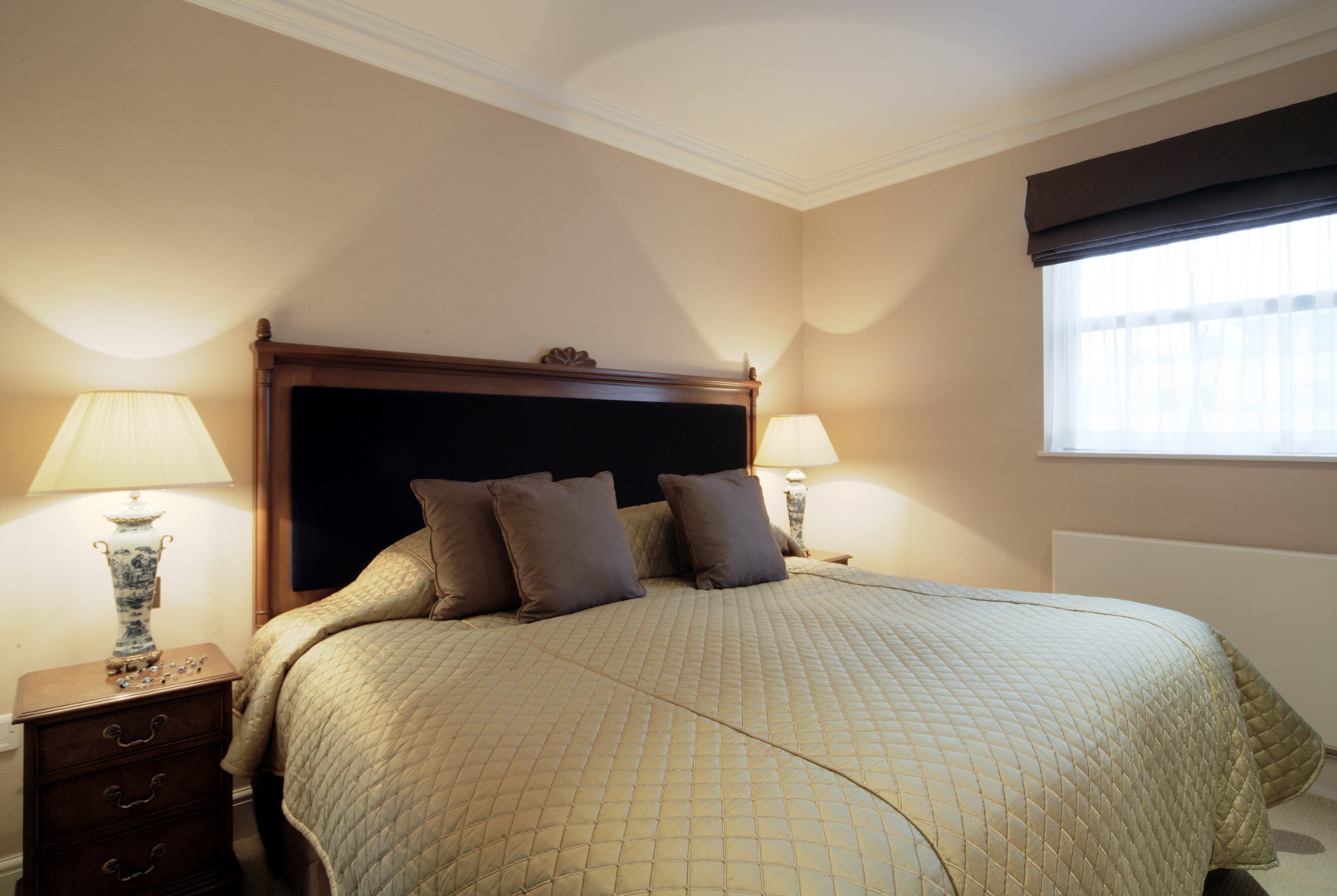 Bedroom at 148 Cheval Brompton Road, Knightsbridge, London