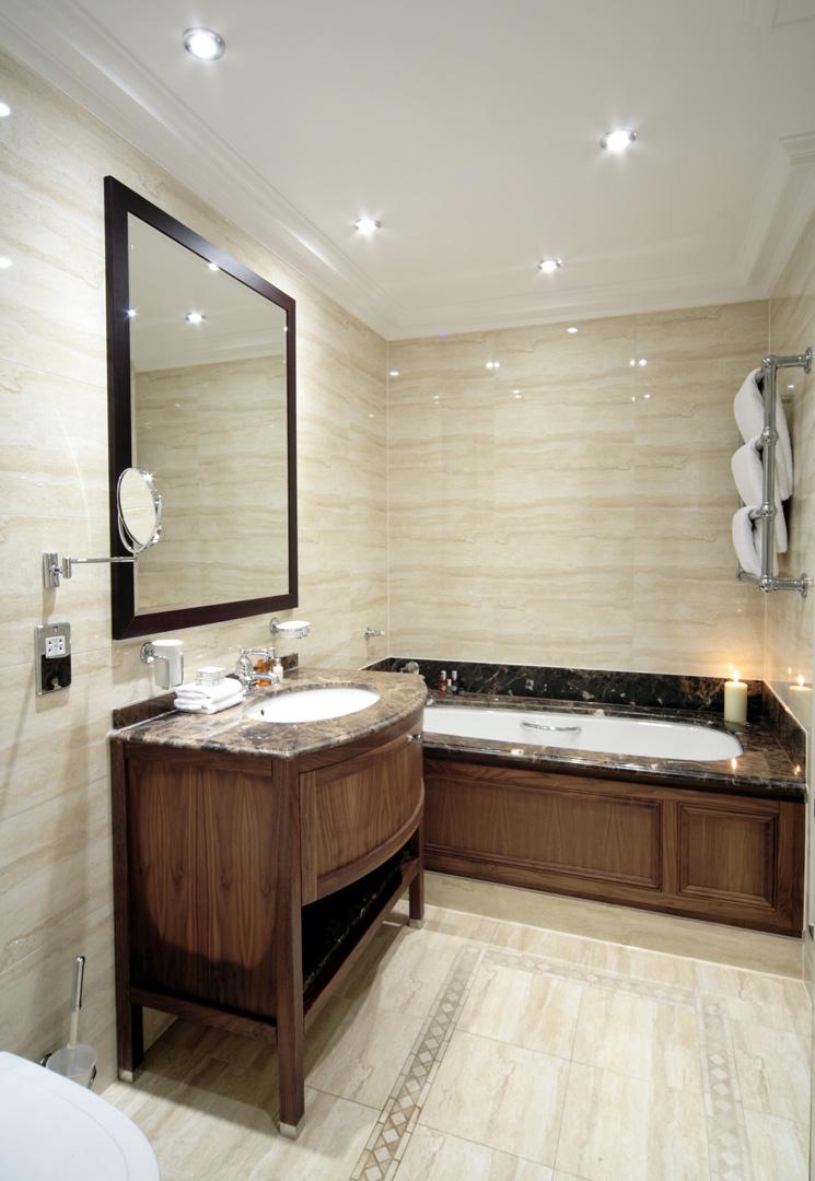 Bath at 148 Cheval Brompton Road, Knightsbridge, London