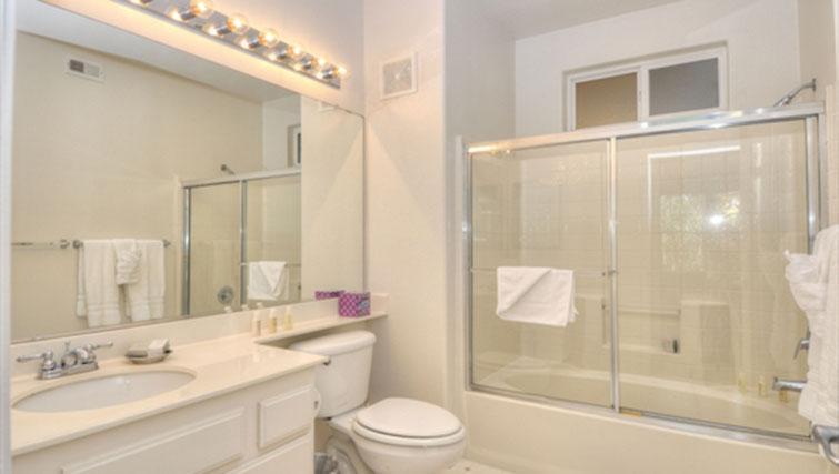 Bathroom at Potrero Launch Apartment