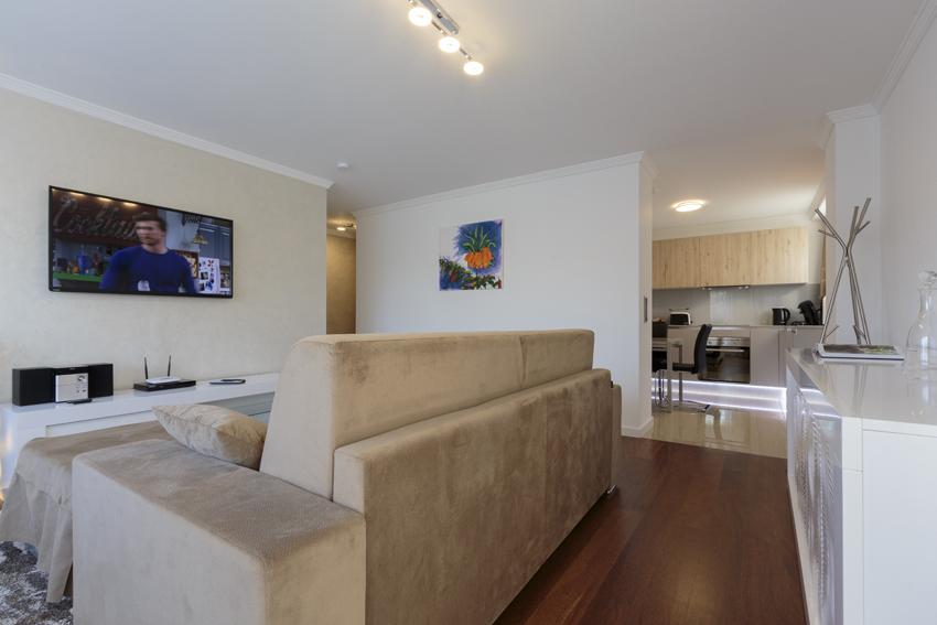 Lounge at Villa Vinicia Apartments