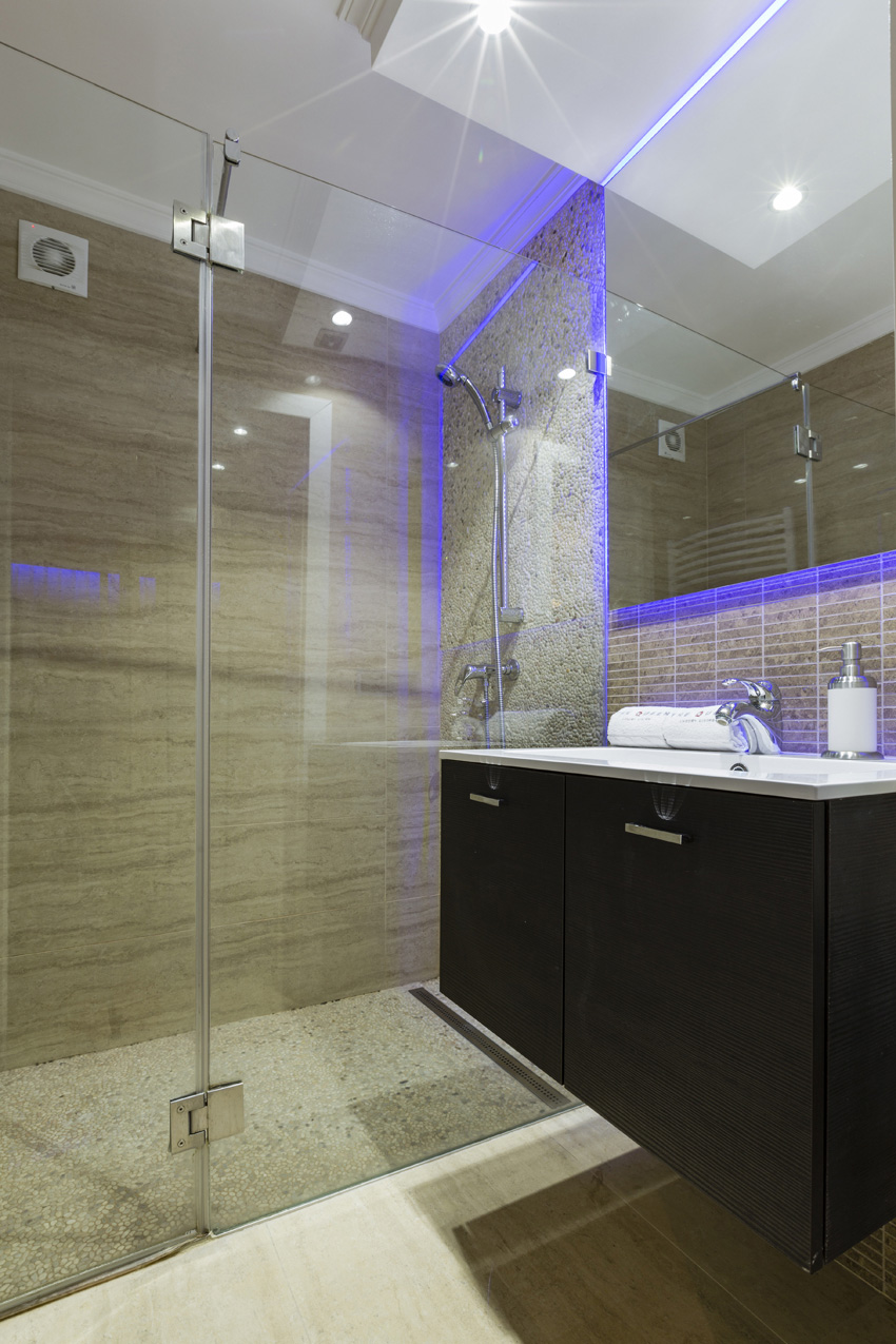 Sink at Villa Vinicia Apartments