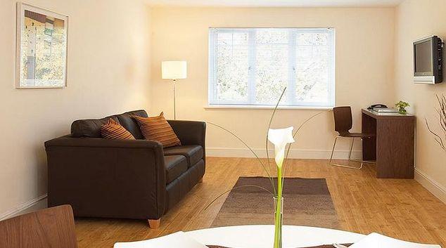 Large living area in SACO Farnborough - Reading Road