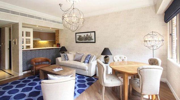 Bright studio apartment at Hong Kong Parkview Apartments