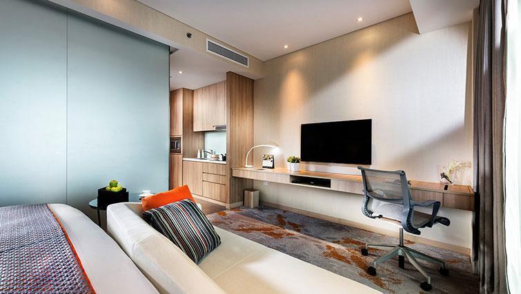 Studio premier at Fraser Changi City Singapore