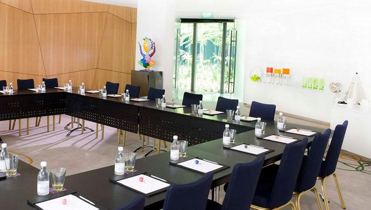 Meeting room at Fraser Changi City Singapore