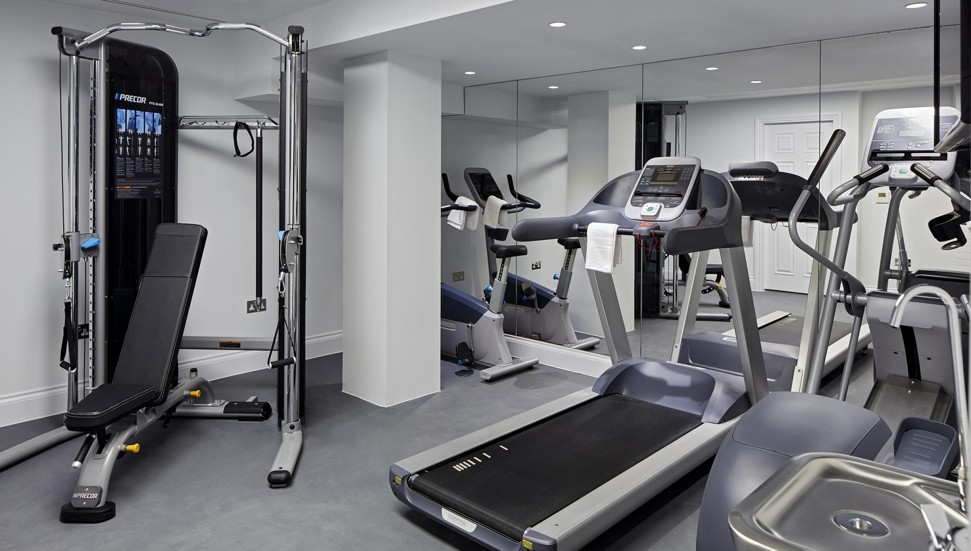 Gym at Cheval Hyde Park Gate