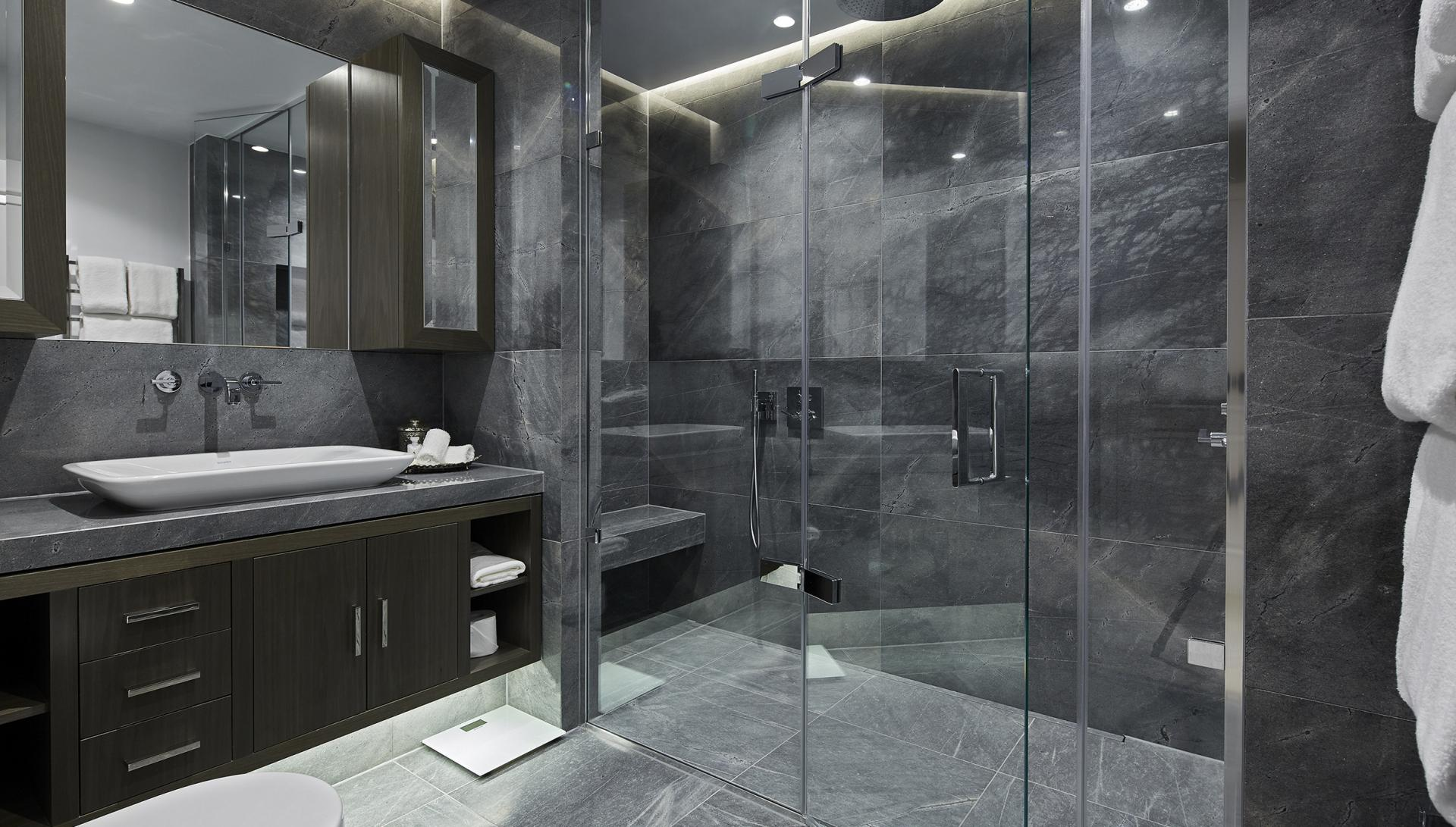 Shower at Cheval Hyde Park Gate