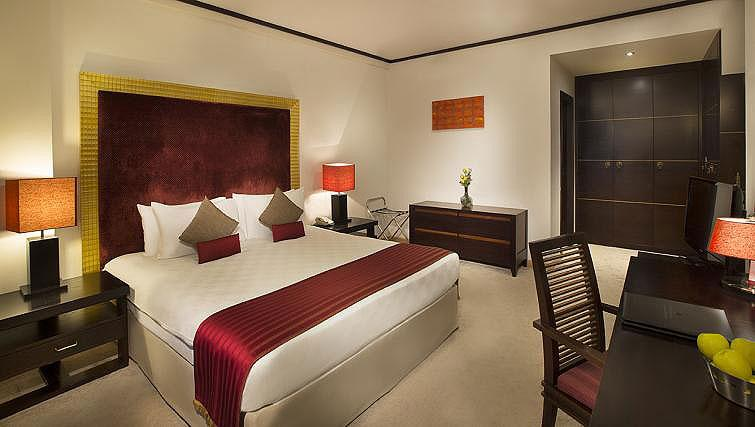 Bedroom at Park Hotel Apartments
