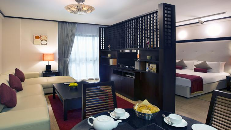 Studio apartment at Park Hotel Apartments