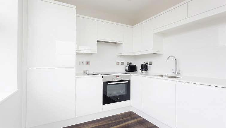 Brigh kitchen at City Stay Apartments Centro