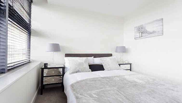 Bedroom at City Stay Apartments Centro