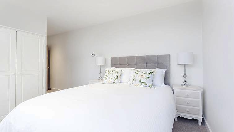 Double bedroom at City Stay Apartments Centro