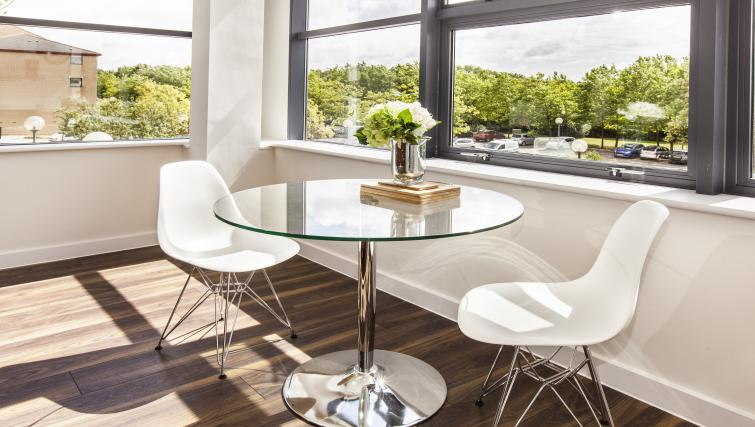 Dining table at City Stay Apartments Centro