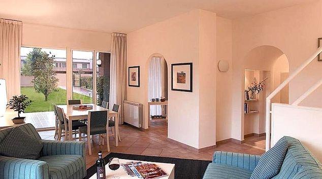 Living area in Ville I Triangoli