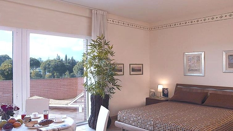 Bedroom in Ville I Triangoli