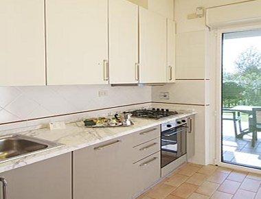 Kitchen in Ville I Triangoli
