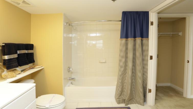 Bathroom at Meridian at Pentagon City