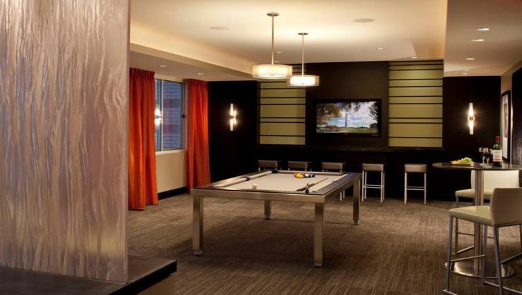 Clubroom at Meridian at Pentagon City