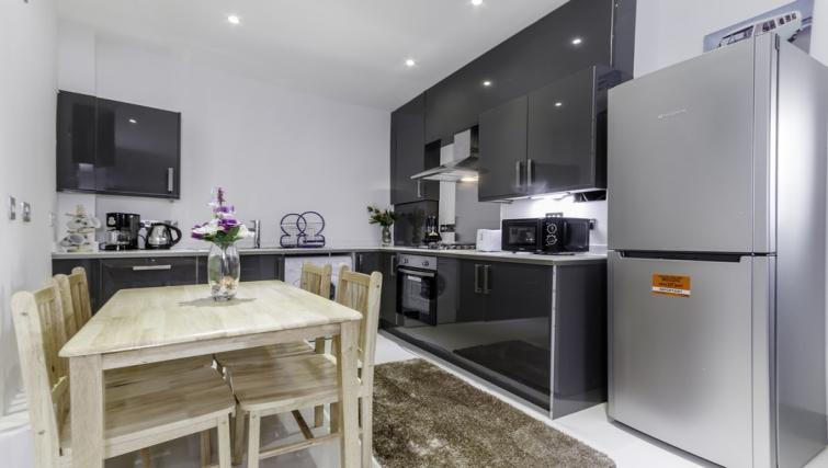 Kitchen at Citygate Apartments