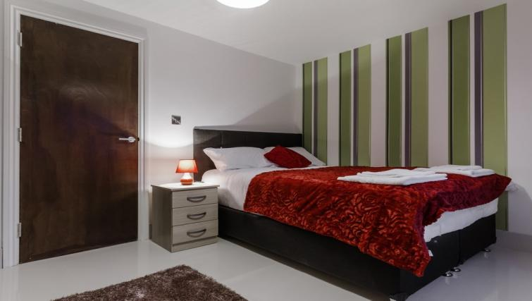 Bedroom at Citygate Apartments