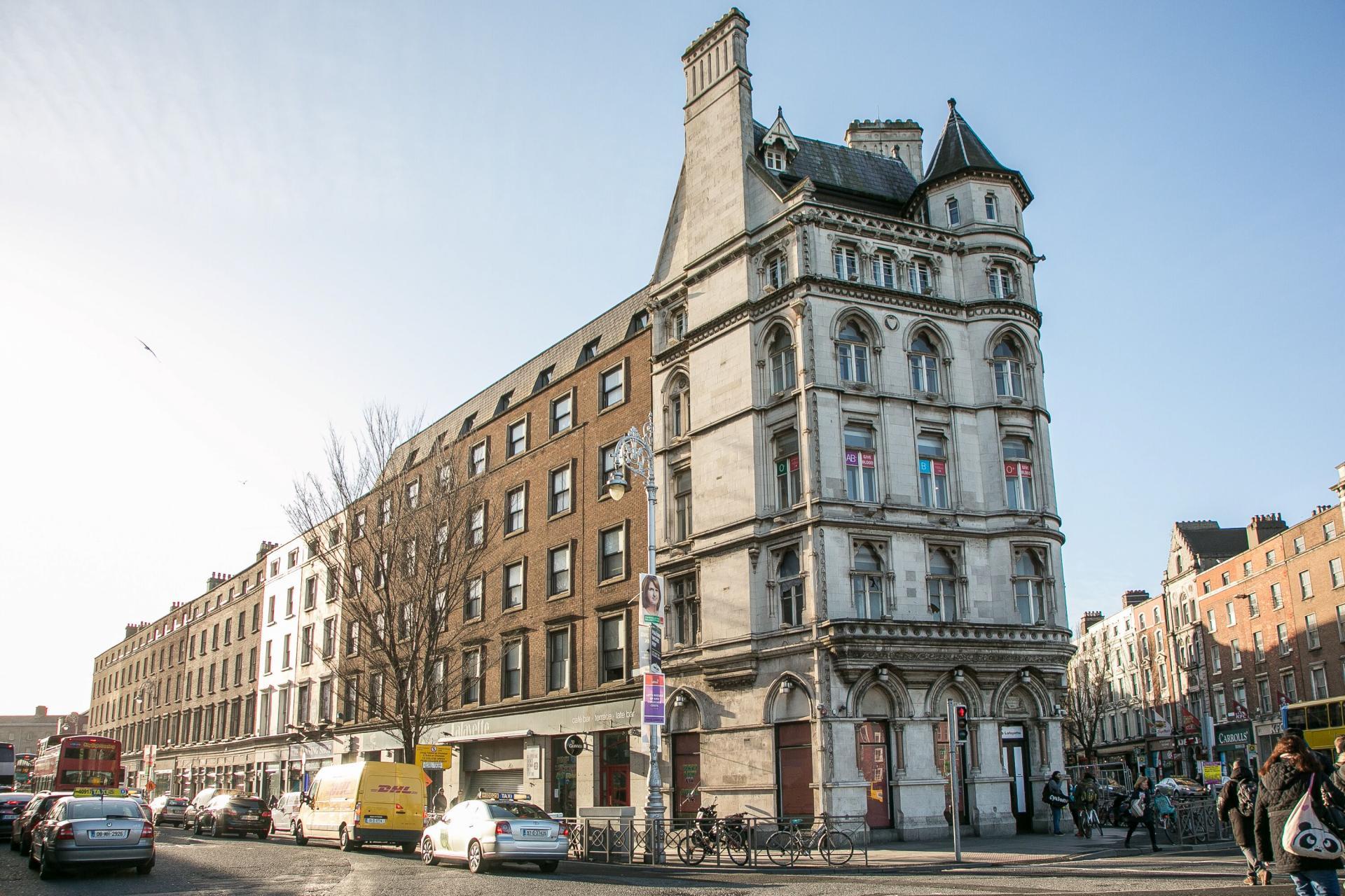 Exterior of O'Connell Bridge Apartments, Centre, Dublin