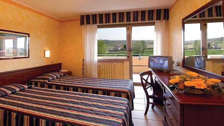 Bedroom at Ripamonti Residence