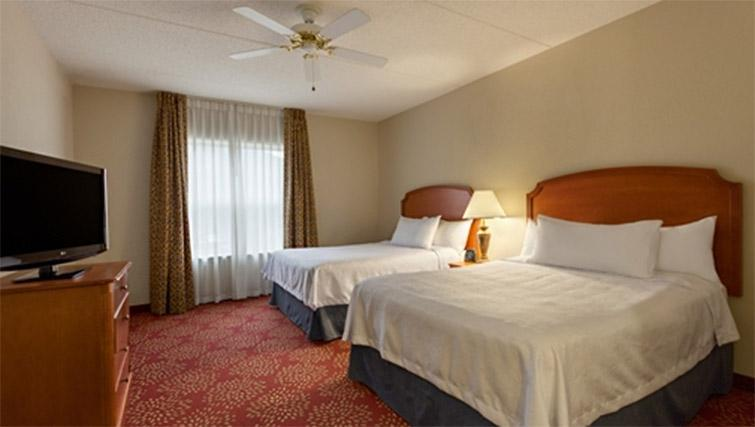 Beds at Homewood Suites Harrisburg EastHershey