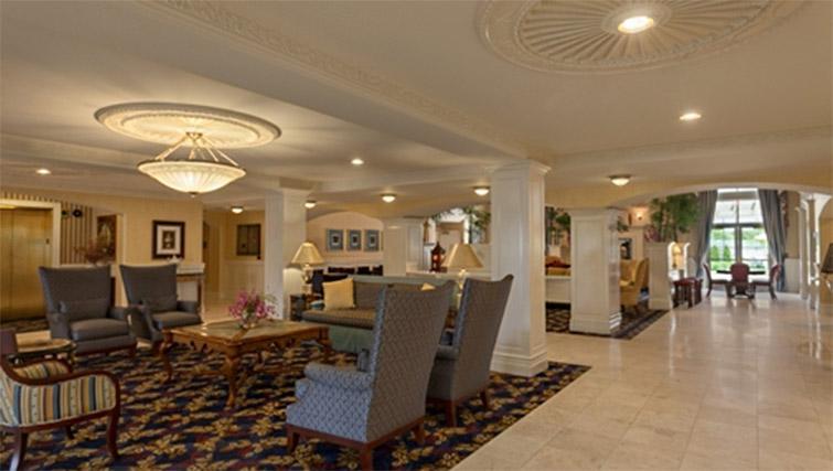 Lounge at Homewood Suites Harrisburg EastHershey