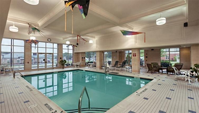 Swimming pool at Homewood Suites Harrisburg EastHershey