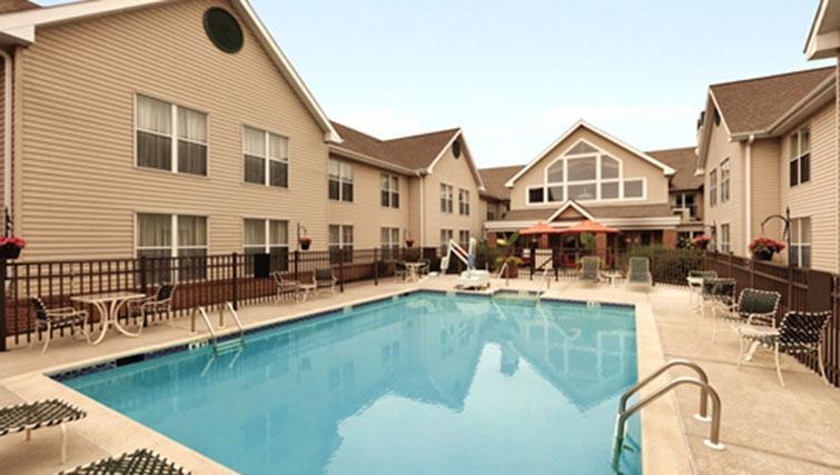 Pool at Homewood Suites Harrisburg-West Hershey