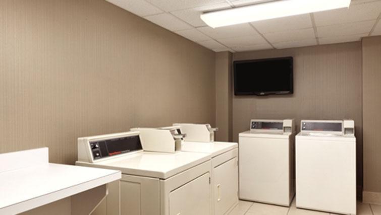 Laundry room at Homewood Suites Harrisburg-West Hershey