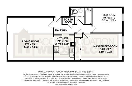 Floorplan 3 at Camperdown House