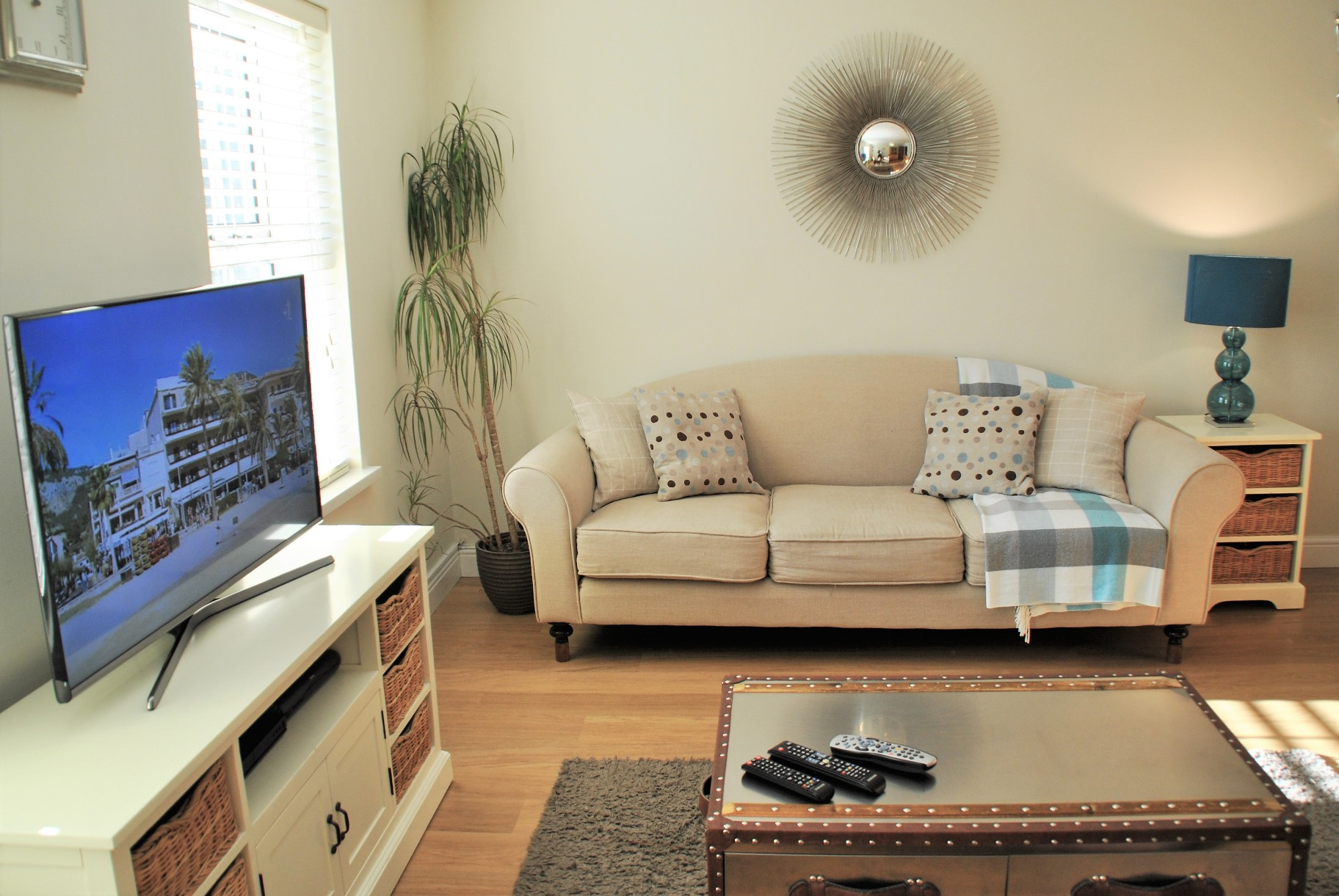 TV at Camperdown House