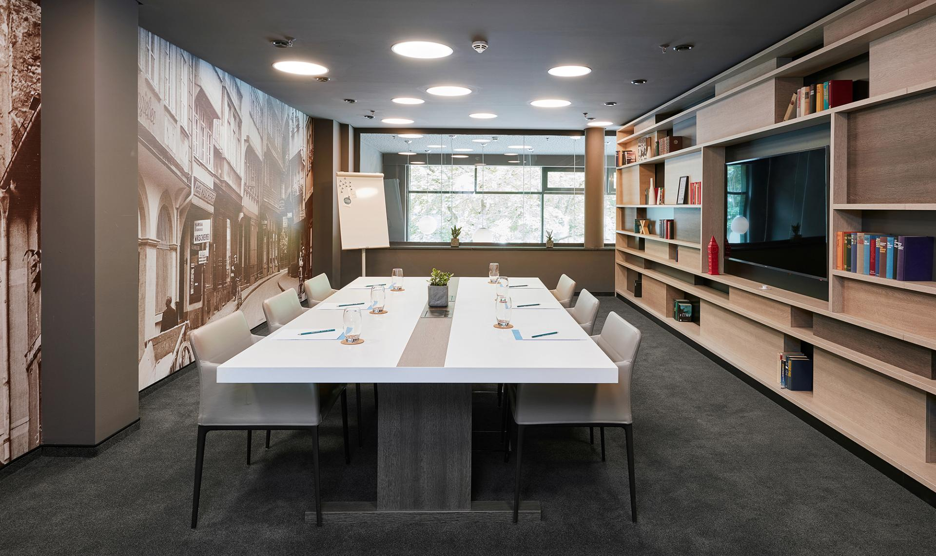 Meeting room at Living Hotel Frankfurt, Sachsenhausen, Frankfurt